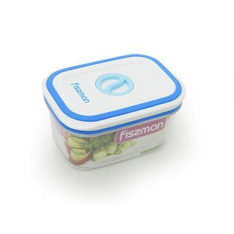 Прямоугольный контейнер для хранения продуктов 12,7x9,0x6,7 см / 0,47 л (пластик) Fissman 6790 - Minim