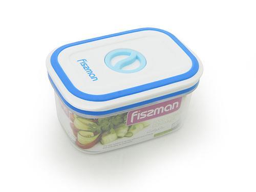 Прямоугольный контейнер для хранения продуктов 12,7x9,0x6,7 см / 0,47 л (пластик) Fissman 6790 (3)