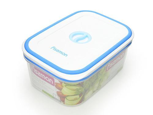 Прямоугольный контейнер для хранения продуктов 17,5x12,5x7,3 см / 1,1 л (пластик) Fissman 6794 (3)