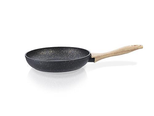 Сковорода для жарки Fissman BLACK COSMIC с индукционным дном (алюминий с антипригарным покрытием) 4340 (1)