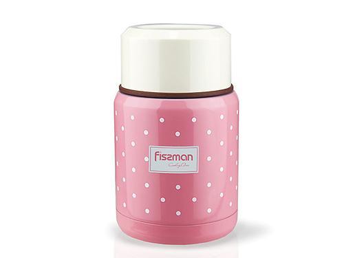 Термос для пищи 350 мл (нерж. сталь) Fissman 9666 (3)