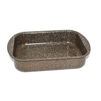 Форма для запекания 25x18x6 см (алюминий с антипригарным покрытием) Fissman 4996 - Minim