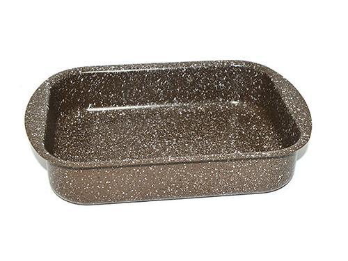 Форма для запекания 25x18x6 см (алюминий с антипригарным покрытием) Fissman 4996 (1)