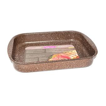 Форма для запекания 35x25x6 см (алюминий с антипригарным покрытием) Fissman 4998 - Minim
