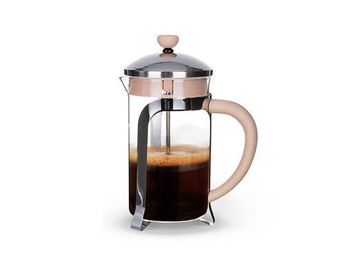 Заварочный чайник с поршнем CAFE GLACE 350 мл (стеклянная колба) Fissman 9054 (1)