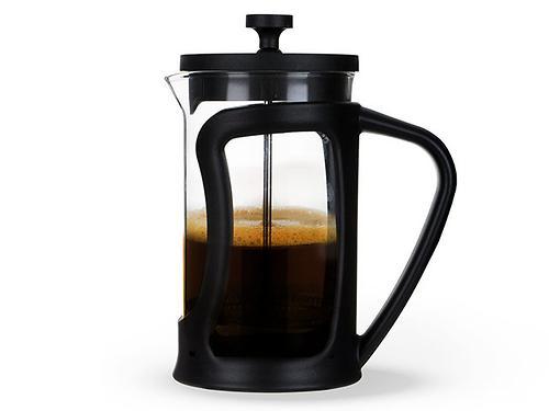 Заварочный чайник с поршнем MACCHIATO 600 мл (стеклянная колба) Fissman 9066 (1)