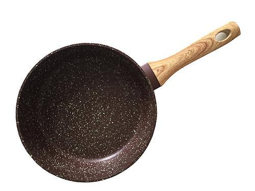 Сковорода для жарки MOSSES STONE 26x6,5 см (алюминий с антипригарным покрытием) Fissman 4297 (1)