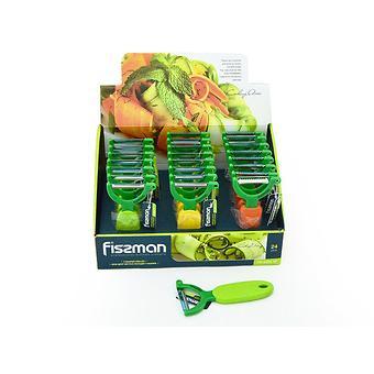 Нож для чистки овощей Fissman Y-форма (нерж. сталь) 8484 - Minim