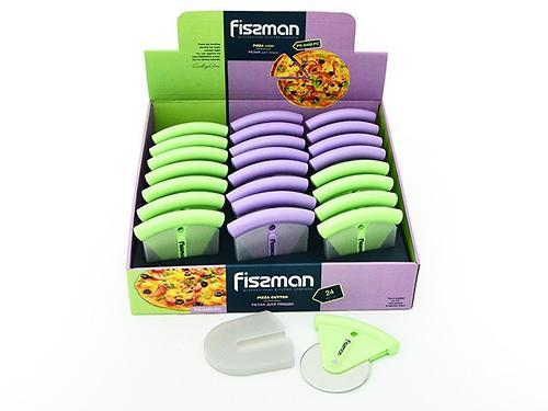 Резак для пиццы (нерж. сталь) Fissman 8488 (4)