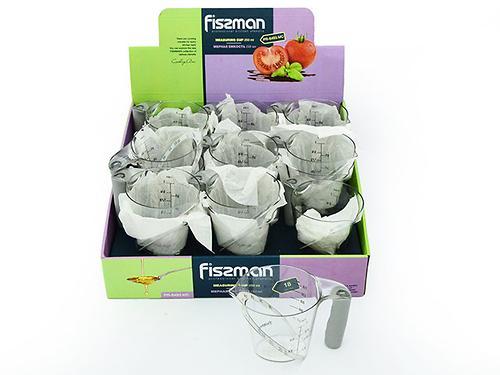 Мерная емкость 250 мл (пластик) Fissman 8493 (1)
