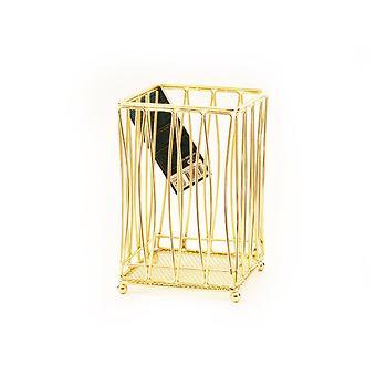 Подставка для кухонных инструментов GOLD Fissman 8934 - Minim