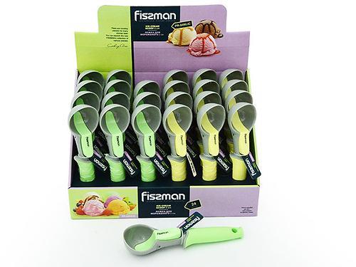 Ложка для мороженого 5 см (пластик) Fissman 8490 (1)
