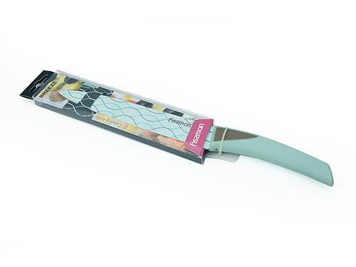 Гастрономический нож BREEZE 20 см (нерж. сталь с цветным покрытием) Fissman 2317 (1)