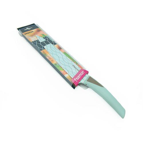 Поварской нож BREEZE 20 см (нерж. сталь с цветным покрытием) Fissman 2315 (1)