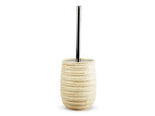 Ершик для туалета с подставкой (керамика) Fissman 9501 (1)