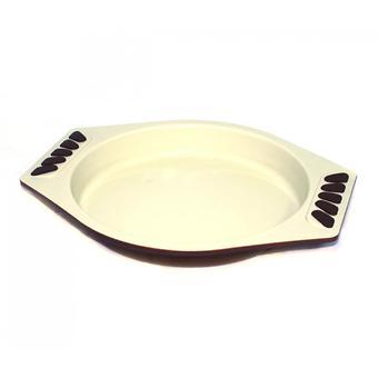 Форма для торта круглая 20 см (углеродистая сталь с керамическим антипригарным покрытием) Fissman 5554 - Minim