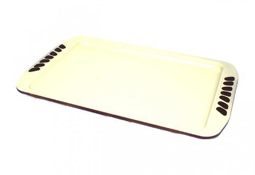 Противень 33 см (углеродистая сталь с керамическим антипригарным покрытием) Fissman 5556 (1)
