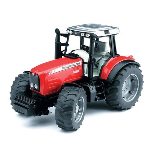 Трактор Massey Ferguson 7480 (6)