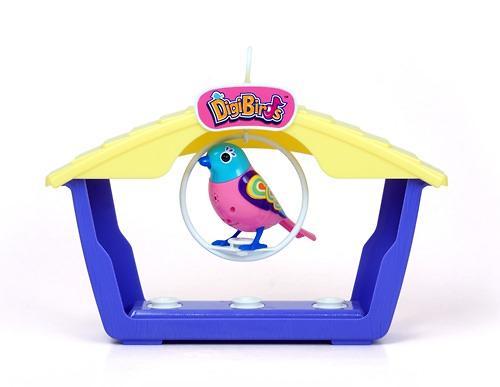 Игрушка Silverlit Большой дом для птиц с 1-й птичкой (6)