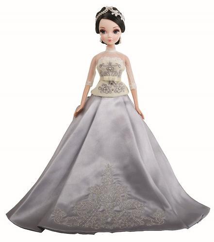 Кукла Sonya Rose серия Золотая коллекция Зимняя сказка (4)