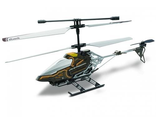 Вертолет Скай Ай с камерой 3х канальный. Он-лайн трансляция изображения на пульт д/у (4)