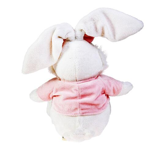 Кролик Белый сидячий 40 см (8)