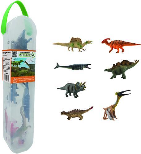 Набор мини динозавров Коллекция 1 (1)