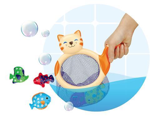 Кошка-сачок Мими д/купания (5)