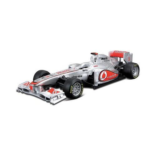 Машина BB Формула-1 Команда 2012 McLaren металлическая в пластиковом диспенсере (1)