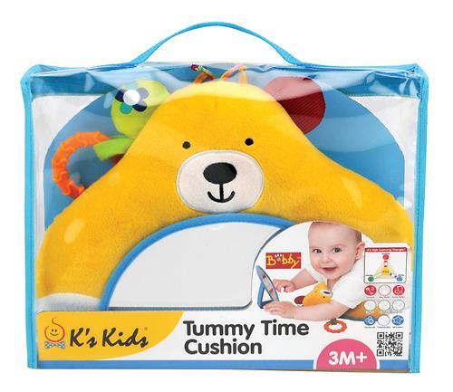 Подушка Ks Kids Время для животика Бобби (8)