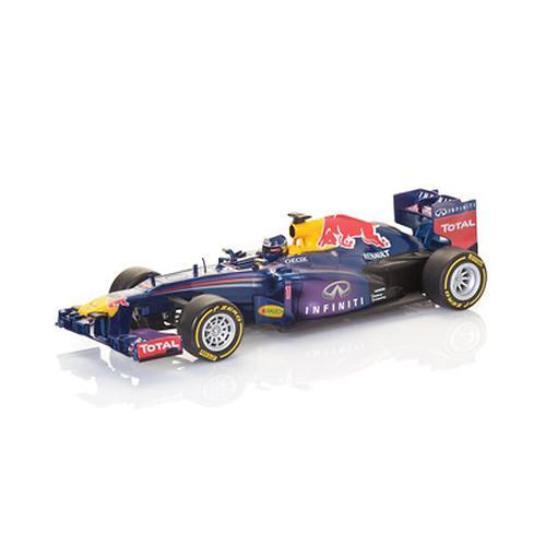 Машина BB Формула-1 Red Bull D-C RB9 металл. в пластиковом диспенсере 1:64 (1)