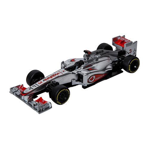 Машина BB Формула-1 металл. в пластиковом диспенсере 1:32 (1)
