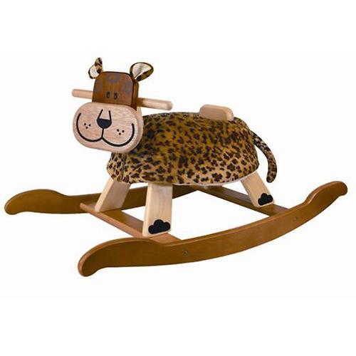 Качалка I'm Toy Леопард (1)