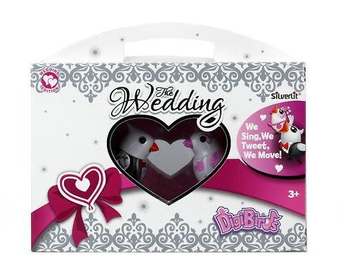 Игрушка Silverlit Птички жених и невеста (8)