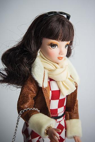 Кукла Sonya Rose серия Daily collection В кожаной куртке (7)
