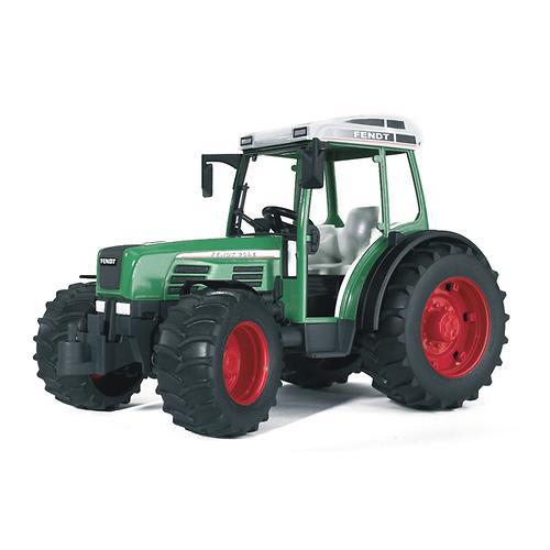 Трактор Fendt 209 S (6)