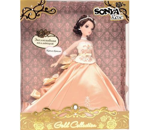 Кукла Sonya Rose серия Золотая коллекция Зимняя сказка (6)