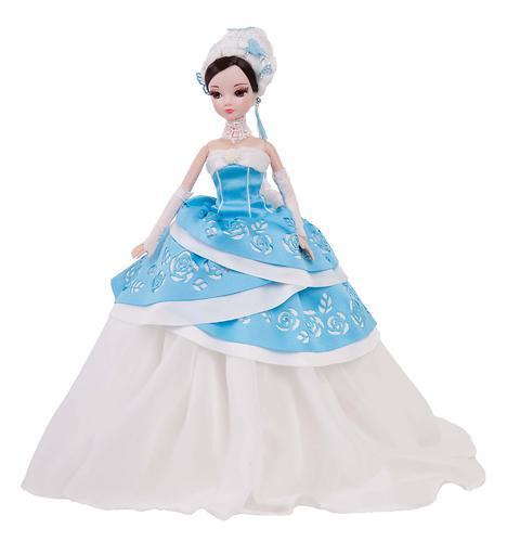 Куколка Sonya Rose серия Золотая коллекция Голубая Лагуна (5)