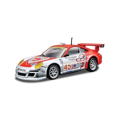 Машина BB Ралли Porsche 911 GT3 RSR металлическая 1:43 (1)