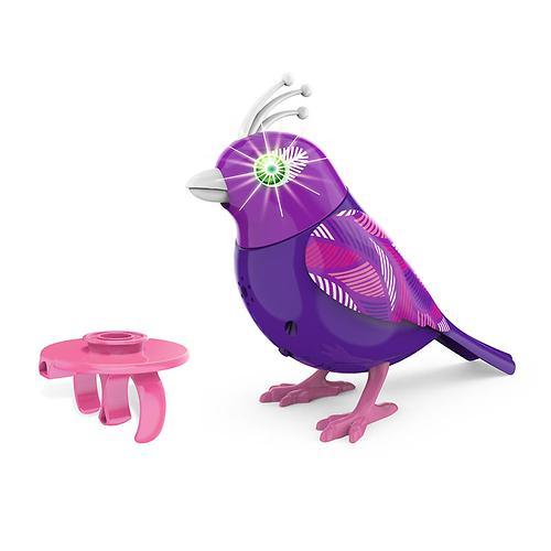 Игрушка Silverlit Птичка с мерцающими глазами (7)