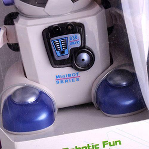 Робот Silverlit Jabber с функцией танца, сенсоры движения, свет, звук (7)