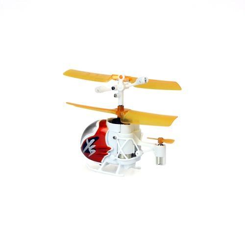 Вертолет Нано Фалкон XS (из книги рекордов Гиннесса) (6)