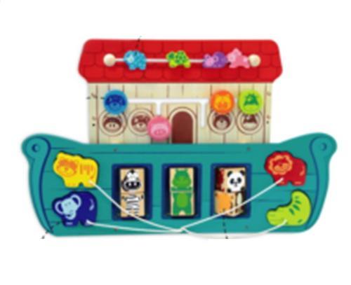 Развивающая игрушка I'm Toy Ковчег (1)