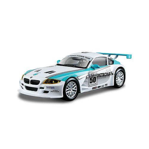 Машина BB Ралли BMW Z4 M Coupe металлическая 1:43 (1)