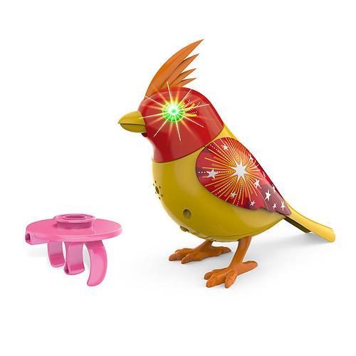 Игрушка Silverlit Птичка с мерцающими глазами (6)