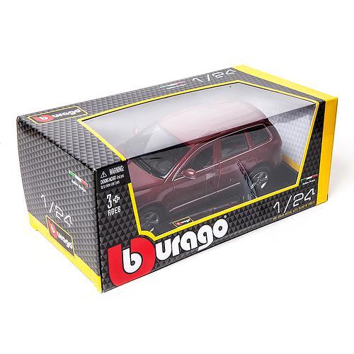 Машина BB Volkswagen Touareg металлическая 1:24 (8)