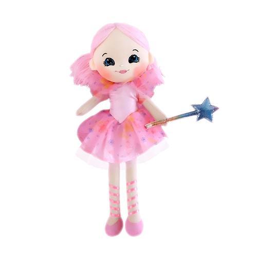 Кукла мягкая Фея, 35 см (1)
