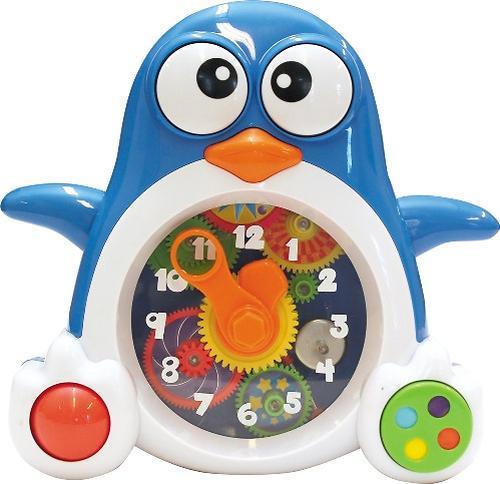 Пингвиненок-часы (3)