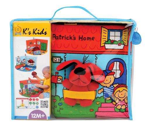 3D-книжка K's Kids В гостях у Патрика (7)