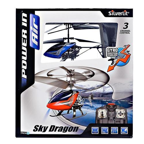 Вертолет Скай Драгон 3-х канальный с гироскопом (9)